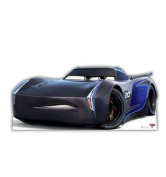 Jackson Storm Cars 3 Standup