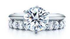 Wedding, Ring, Tiffany, Diamond, Band, Solitaire, Eternity