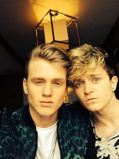 Tristan and Conor