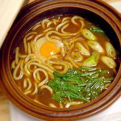 一人なので簡単に… 昨夜のお出汁で煮込みうどん٩꒰৹৺৹ઌ꒱♡ - 8件のもぐもぐ - 味噌煮込みうどん by yukibo