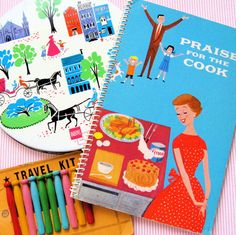 Vintage cookbooks...