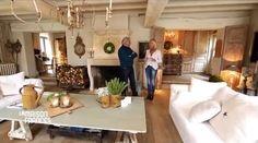 Stephane Thibault et Sophie Lambert, La Maison, France 5.