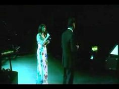 If I loved you - Mario Frangoulis & Deborah Myers Julliard School, Epic Theatre, Elaine Paige, Shayne Ward, Ancient Greek Theatre, Boston Pops, Sarah Brightman, Public Television, Bette Midler