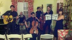How to Host a House Concert - Shareable