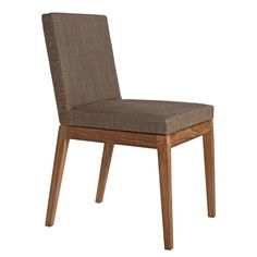 Teak Chair B1 - Hazelnut by Ethnicraft NV - Lekker Home