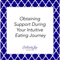 Today I'm providing some strategies for receiving different forms of support during your Intuitive Eating journey. Take Care Of Your Body, Intuitive Eating, Mindful Eating, Trying To Lose Weight, Diet And Nutrition, Healthy Relationships, Self Esteem, Intuition, Self Help