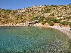 Spilia Beach, , Agathonisi #mysteriousgreece