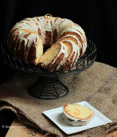 Orange Cardamom Bundt Cake I am going to serve this for Easter dessert....it sounds SOOOO yummy!!!