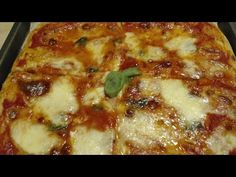 Pizza House, Vegan Pizza, Crepes, Lasagna, Bread Recipes, Delish, Dinner Recipes, Food And Drink, Pizza Impasto