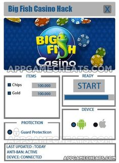 big fish casino cheats 2016