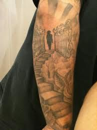 heaven tattoos - Google Search