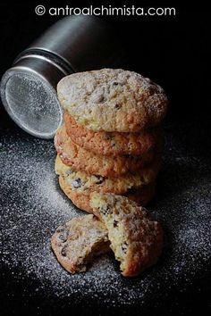 Biscotti Cookies, Oatmeal Cookies, Cookie Desserts, Cookie Recipes, Bio Food, Sweet Corner, Shortbread Recipes, Afternoon Snacks, Creative Cakes