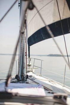 In my future life we own a yacht Les Hamptons, Yacht Boat, Sail Away, Set Sail, Am Meer, Catamaran, Strand, Sailing Ships, Ocean Sailing