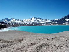Laguna Verde Catamarca - Argentina