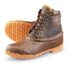 New Georgia Boots