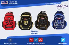 P R O D U C T O N U E V O Mochila Juvenil Wilson http://www.mnn.com.mx/product.php?id_product=1460