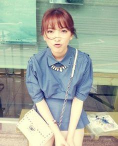 Girl group KARA's member Kang Jiyoung updated her fans with a picture. Girl group KARA's member Kang Jiyoung updated her fans with a picture. Jiyoung Kara, Kim Sang, Greek Words, Airport Style, Airport Fashion, Jiyong, K Idol, Celebs, Celebrity