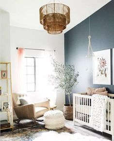 17 Impossibly Gorgeous Neutral Nurseries