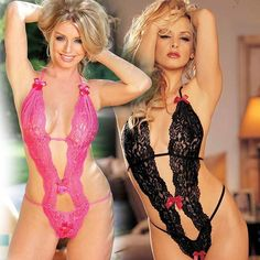 Hot Sale Sex Products Sexy Costumes Women Underwear Female Sexy Lingerie Transparent Conjoined Dress Suit Leotard Intimates