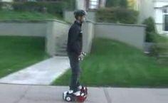 iShoes: patins motorizados alcançam mais de 20 km/h