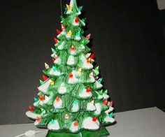 These light-up ceramic trees are frequently found at thrift stores, and can go for upwards of $50. | 26 Common Thrift Store Finds You Can Flip To Make Money