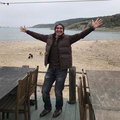 Kış geldi mi???  #iyipazarlar #happysunday #love #sunday #kış #winter #winterishere #seaside #kilyos #uzunya