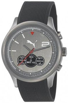 Puma Wheel Chrono - L Titanium Men's watch #PU102741001 PUMA. $59.00. Save 63%!
