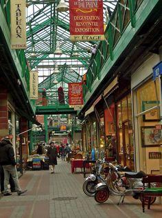 Flea Market at San Ouen Paris