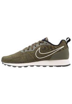 Men Charming Nike Sportswear Roshe NM Flyknit Skor (Svart
