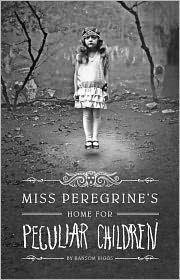 Miss Peregrine's Home for Peculiar Children. LOVED this book. The photos inside are great.