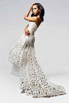 Kerry Washington ~ Emmy Magazine