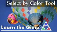 ​​ In this video  you will learn, how to use the ​​select by color tool in gimp. Read this article: http://www.tutorima.com/select-by-color-tool-gimp.html