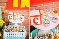 Toy Story Theme, Toy Story Party, Birthday Party Themes, Birthday Cake, Woody And Buzz, Ready To Play, Dessert Tables, Popsicles, Toys
