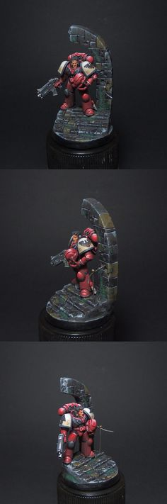 Blood Raven Space Marine