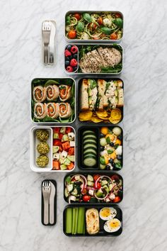 Lunch Meal Prep, Healthy Meal Prep, Healthy Snacks, Healthy Lunch Boxes, Healthy Lunch To Go, Healthy Recipes, Bento Box Lunch For Adults, Adult Lunch Box, Lunch Snacks