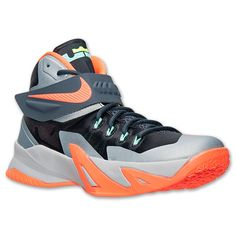 brand new 61270 5a717 Men s Nike Zoom LeBron Soldier 8 Basketball Shoes