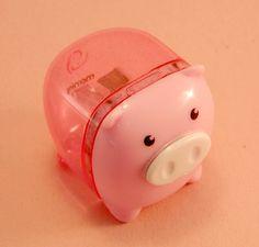 Piggy Pencil Sharpener