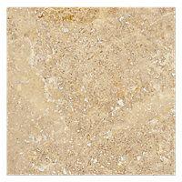 Denizli Walnut 12 x 12 in The Tile Shop, Travertine Tile, Bathroom Makeovers, Tile Floor, Colours, Tile Flooring, Bathroom Renovations