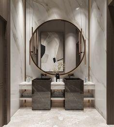 Washroom Design, Toilet Design, Bathroom Design Luxury, Modern Bathroom Design, Modern Marble Bathroom, Indian Bedroom Design, Room Design Software, Guest Toilet, Powder Room Design