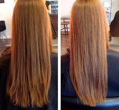 Pin for Later: Lasst eure Haare niemals schneiden, wenn sie nass sind