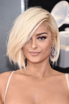 GRAMMYs 2018 Beauty: Hair & Makeup Direct From The Red Carpet   Glamour UK