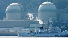 A court in Japan orders Kansai Electric Power to shut down two reactors in Takahama, after locals raise safety concerns.