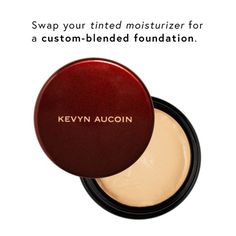A custom blended foundation is just what your skin needs this fall
