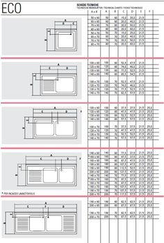 EU01601-10 lavatoio armadio ECO cm 100x60x85h1 vasca e sg dx - porte scorrevoli
