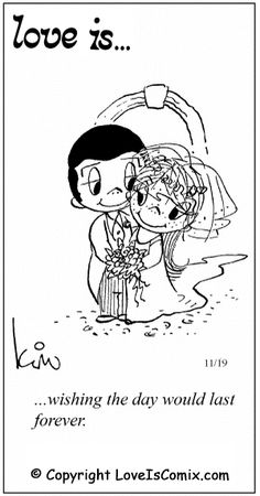 Love is... Comic for Tue, Sep 17, 2013 wishing the day would last forever!