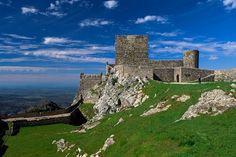 Castelo do Marvao - Rota dos Castelos da Reconquista, Alentejo, Portugal