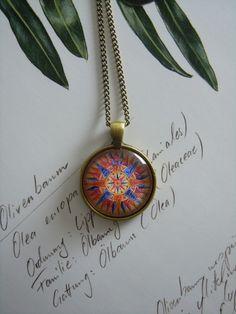 """Kette """"Kompass"""" von Love design auf DaWanda.com"""
