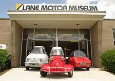 Lane Motor Museum Largest European Car Collection In The