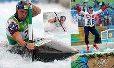 Joe Clarke wins gold for Great Britain in men's K1 canoe slalom