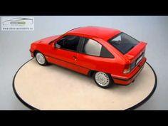 Opel Kadett E GSi 1987 Norev 1/18 - YouTube Mini S, 1, Youtube, Cars, Pickup Trucks, Autos, Car, Automobile, Youtubers